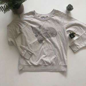 Old Navy Fox Sweatshirt